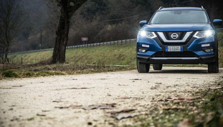 Nissan X-Trail: una versione tutta nuova in arrivo nel 2020 - Foto 5 di 42
