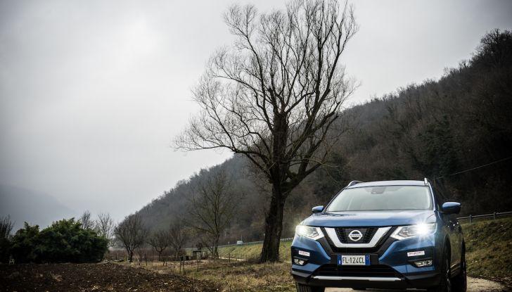 Nissan X-Trail: una versione tutta nuova in arrivo nel 2020 - Foto 8 di 42