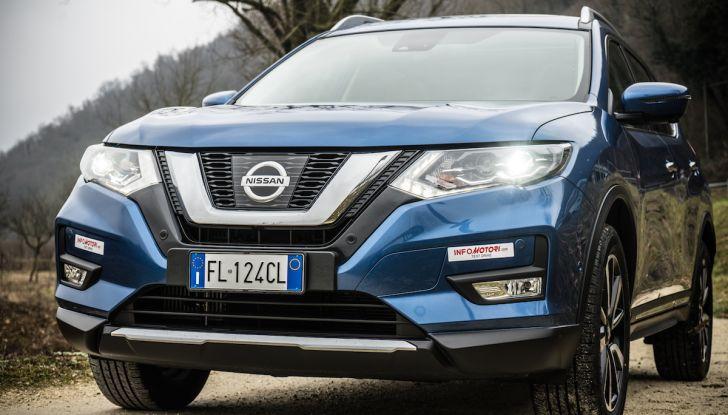 Nissan X-Trail: una versione tutta nuova in arrivo nel 2020 - Foto 9 di 42