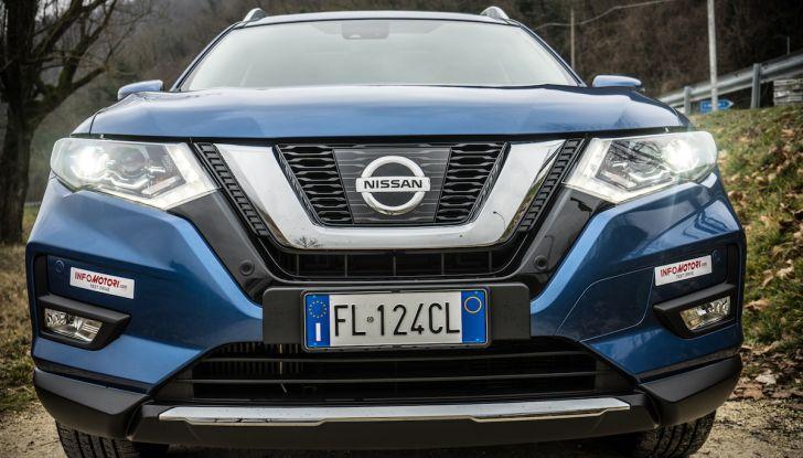 Nissan X-Trail: una versione tutta nuova in arrivo nel 2020 - Foto 12 di 42