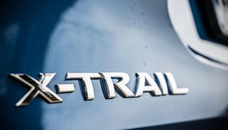 Nissan X-Trail: una versione tutta nuova in arrivo nel 2020 - Foto 15 di 42