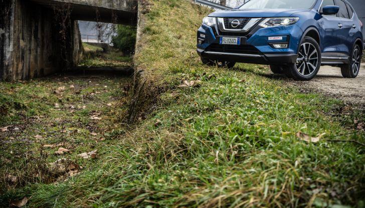 Nissan X-Trail: una versione tutta nuova in arrivo nel 2020 - Foto 16 di 42