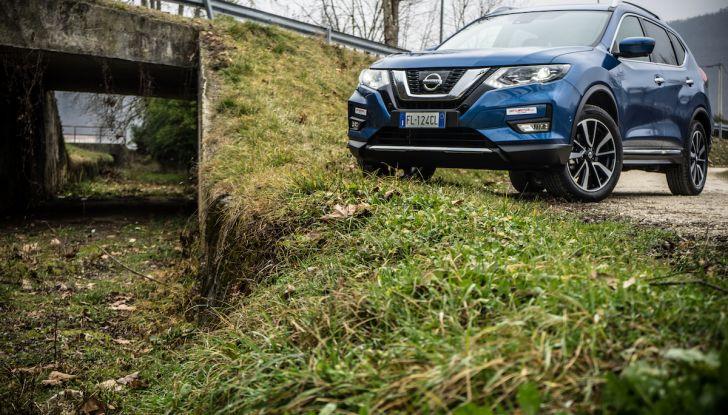 [VIDEO] Prova su strada Nissan X-Trail 2017 – il SUV 7 posti con 4x4i - Foto 7 di 42