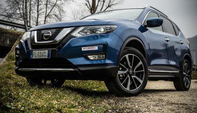 Prova Nissan X-Trail 2017