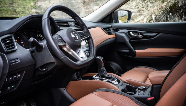 Nissan X-Trail: una versione tutta nuova in arrivo nel 2020 - Foto 17 di 42