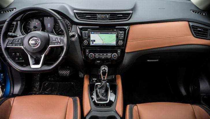 Nissan X-Trail: una versione tutta nuova in arrivo nel 2020 - Foto 19 di 42