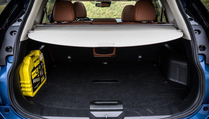 Nissan X-Trail: una versione tutta nuova in arrivo nel 2020 - Foto 20 di 42