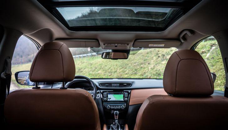 Nissan X-Trail: una versione tutta nuova in arrivo nel 2020 - Foto 21 di 42