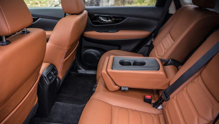 Nissan X-Trail: una versione tutta nuova in arrivo nel 2020 - Foto 24 di 42