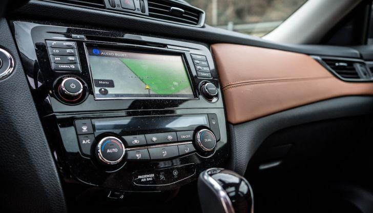 Nissan X-Trail: una versione tutta nuova in arrivo nel 2020 - Foto 26 di 42