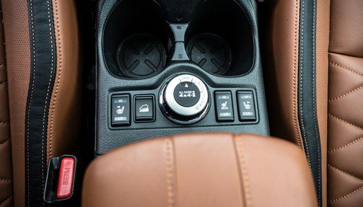 Nissan X-Trail: una versione tutta nuova in arrivo nel 2020 - Foto 27 di 42