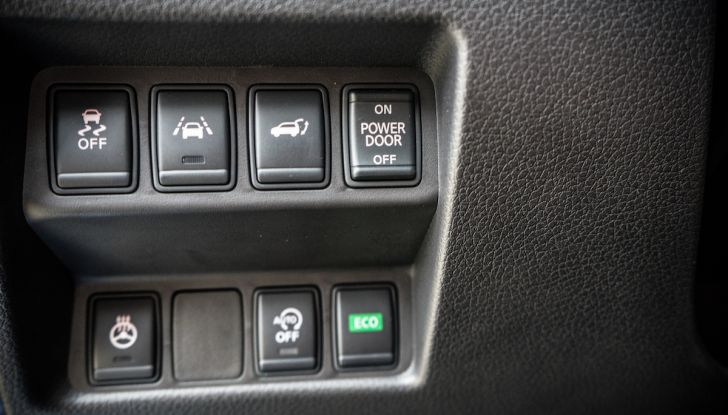 Nissan X-Trail: una versione tutta nuova in arrivo nel 2020 - Foto 28 di 42