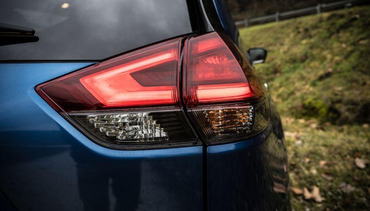Nissan X-Trail: una versione tutta nuova in arrivo nel 2020 - Foto 30 di 42