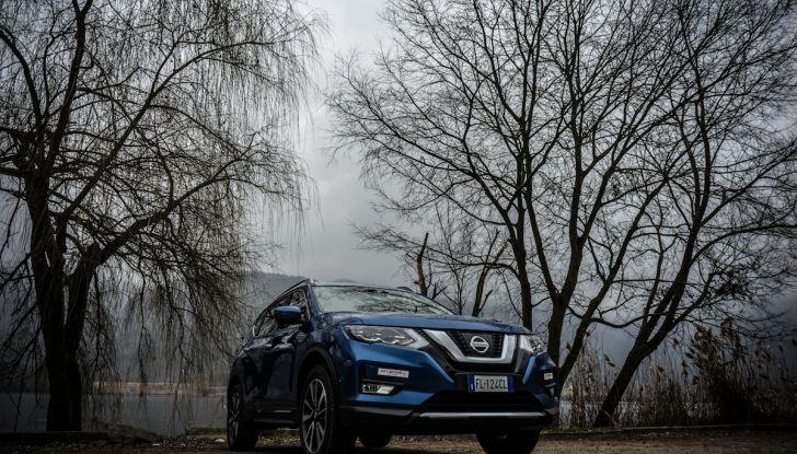 [VIDEO] Prova su strada Nissan X-Trail 2017 – il SUV 7 posti con 4x4i - Foto 32 di 42