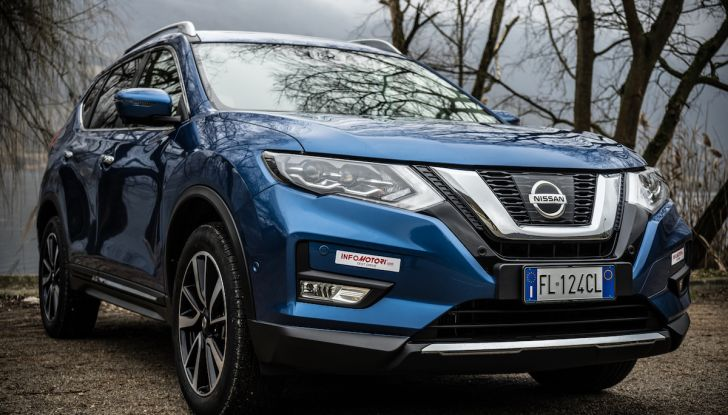 Nissan X-Trail: una versione tutta nuova in arrivo nel 2020 - Foto 33 di 42