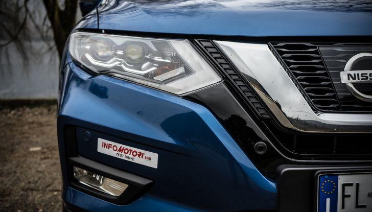 Nissan X-Trail: una versione tutta nuova in arrivo nel 2020 - Foto 34 di 42