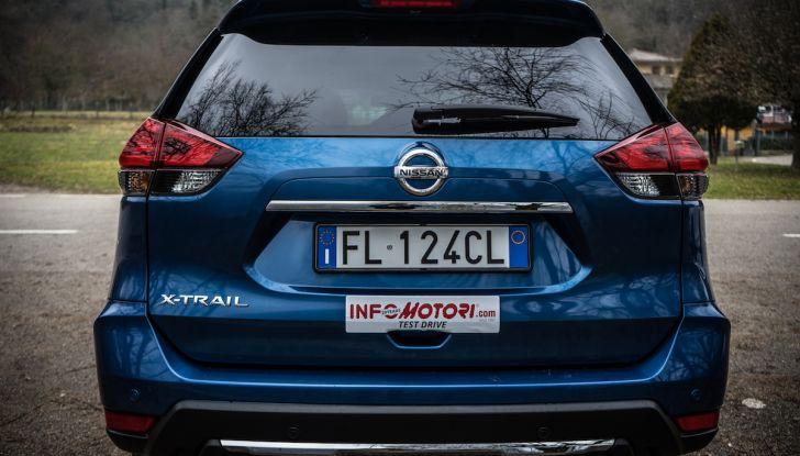 Nissan X-Trail: una versione tutta nuova in arrivo nel 2020 - Foto 36 di 42