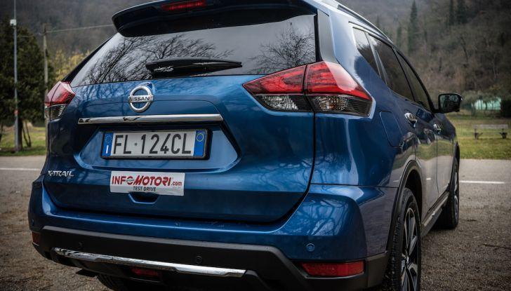 Nissan X-Trail: una versione tutta nuova in arrivo nel 2020 - Foto 37 di 42