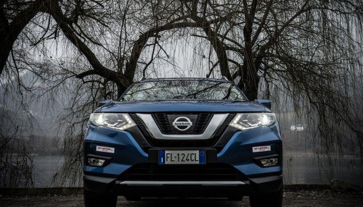 Nissan X-Trail: una versione tutta nuova in arrivo nel 2020 - Foto 4 di 42