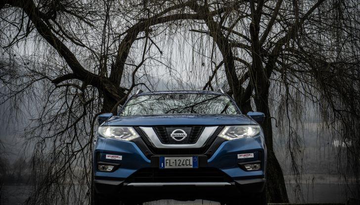 Nissan X-Trail: una versione tutta nuova in arrivo nel 2020 - Foto 39 di 42