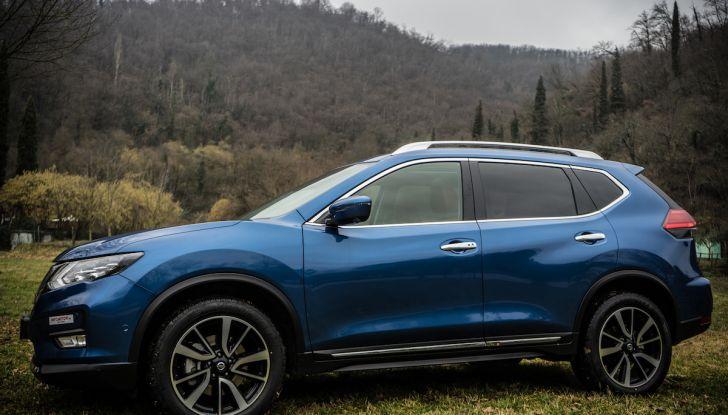 Nissan X-Trail: una versione tutta nuova in arrivo nel 2020 - Foto 40 di 42