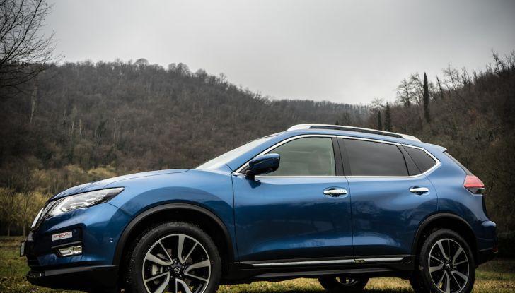 [VIDEO] Prova su strada Nissan X-Trail 2017 – il SUV 7 posti con 4x4i - Foto 41 di 42