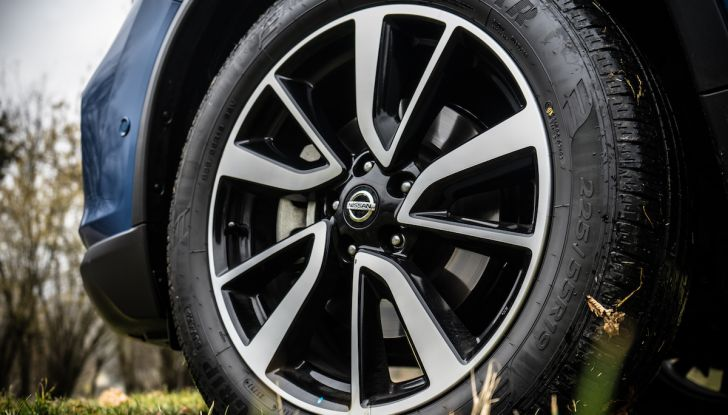 Nissan X-Trail: una versione tutta nuova in arrivo nel 2020 - Foto 6 di 42