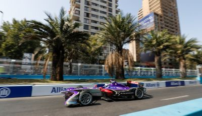 DS Virgin Racing, E-Prix Cile: nuova top 5 per Sam Bird