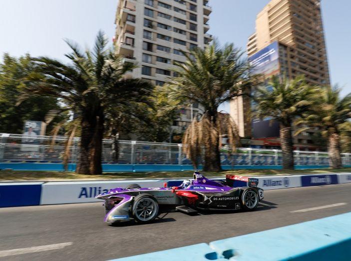 DS Virgin Racing, E-Prix Cile: nuova top 5 per Sam Bird - Foto 1 di 3