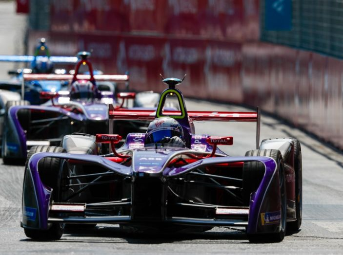 DS Virgin Racing, E-Prix Cile: nuova top 5 per Sam Bird - Foto 2 di 3