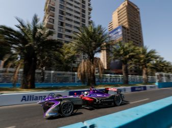 DS Virgin Racing, E-Prix Cile: la cronaca della gara