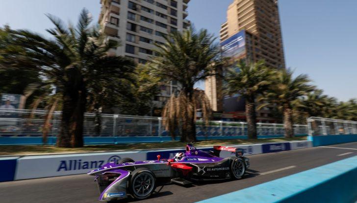 DS Virgin Racing, E-Prix Cile: la cronaca della gara - Foto 1 di 3