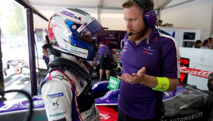 DS Virgin Racing, E-Prix Cile: il commento dei protagonisti - Foto 1 di 2
