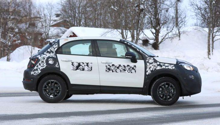 Fiat 500X da record: prodotta la vettura numero 500.000 - Foto 29 di 32