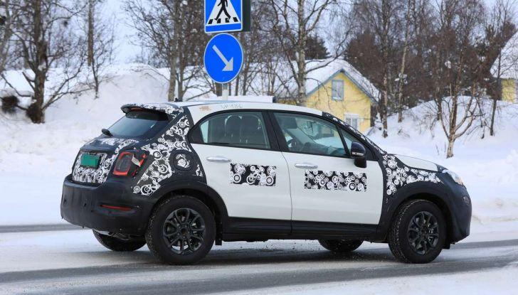 Fiat 500X da record: prodotta la vettura numero 500.000 - Foto 13 di 32