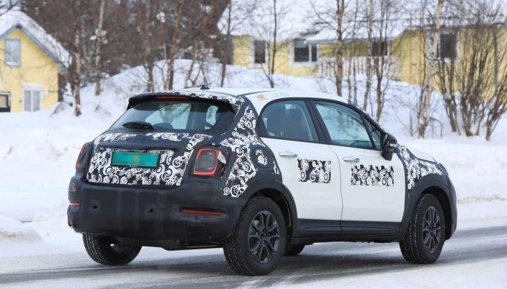 Fiat 500X da record: prodotta la vettura numero 500.000 - Foto 15 di 32
