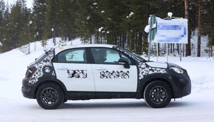 Fiat 500X da record: prodotta la vettura numero 500.000 - Foto 21 di 32