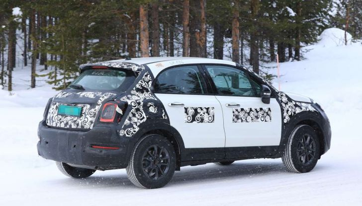 Fiat 500X da record: prodotta la vettura numero 500.000 - Foto 23 di 32
