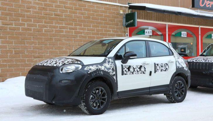 Fiat 500X da record: prodotta la vettura numero 500.000 - Foto 11 di 32