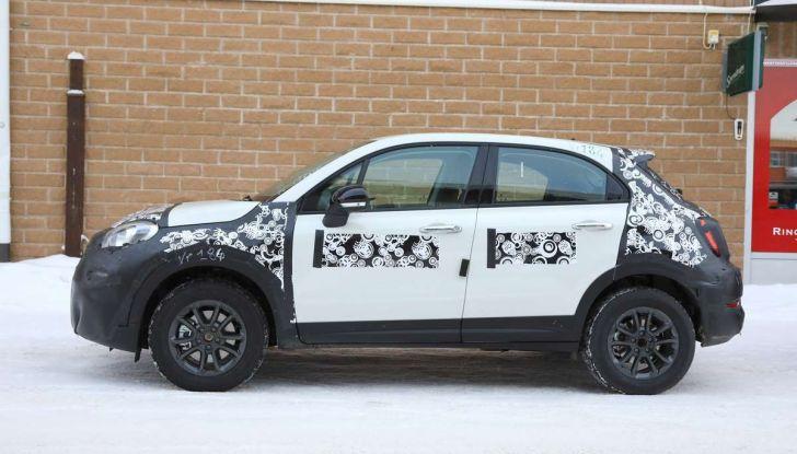 Fiat 500X da record: prodotta la vettura numero 500.000 - Foto 31 di 32