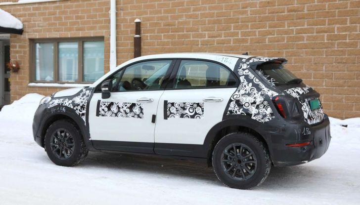 Fiat 500X da record: prodotta la vettura numero 500.000 - Foto 9 di 32