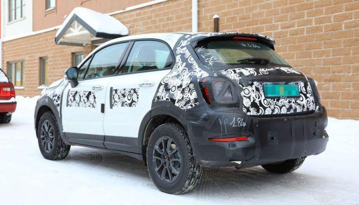 Fiat 500X da record: prodotta la vettura numero 500.000 - Foto 12 di 32