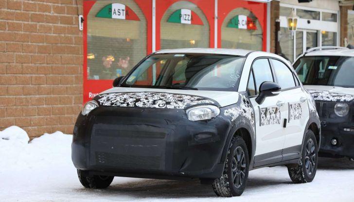 Fiat 500X da record: prodotta la vettura numero 500.000 - Foto 2 di 32