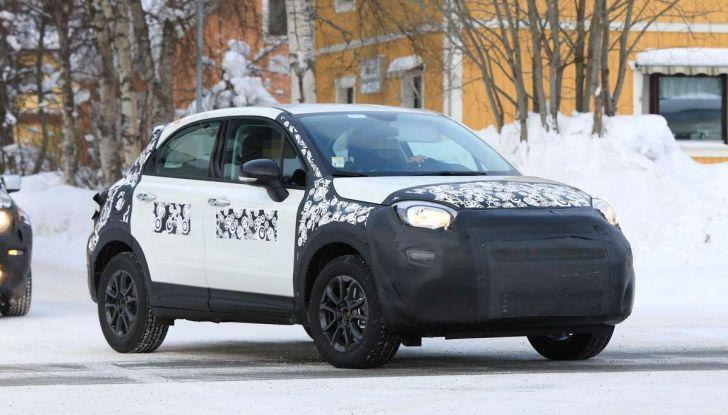 Fiat 500X da record: prodotta la vettura numero 500.000 - Foto 7 di 32