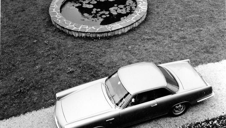 Fiat, Alfa Romeo e Lancia protagonisti al Retromobile di Parigi 2018 - Foto 5 di 5