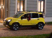 Fabio Rovazzi nel nuovo spot della Fiat Panda City Cross