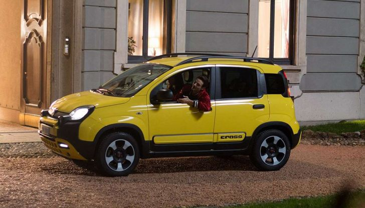 Fabio Rovazzi nel nuovo spot della Fiat Panda City Cross - Foto 1 di 14