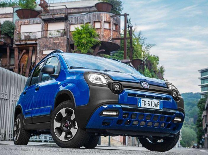 Fabio Rovazzi nel nuovo spot della Fiat Panda City Cross - Foto 3 di 14