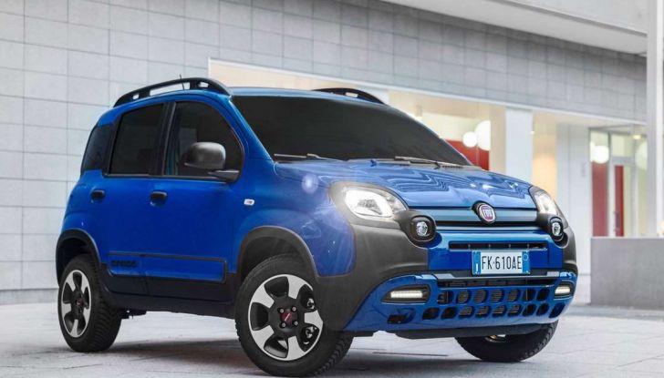 Fabio Rovazzi nel nuovo spot della Fiat Panda City Cross - Foto 4 di 14