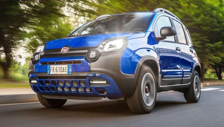 Fabio Rovazzi nel nuovo spot della Fiat Panda City Cross - Foto 7 di 14